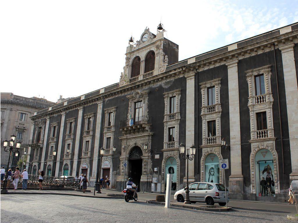 Palazzo Tezzano - Catania